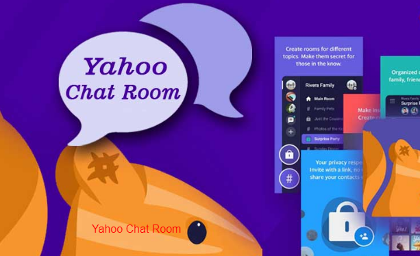 Yahoo-Chat-Room