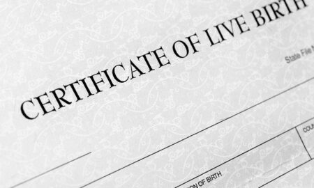 Dealing with the Registrar for births to get a birth certificate
